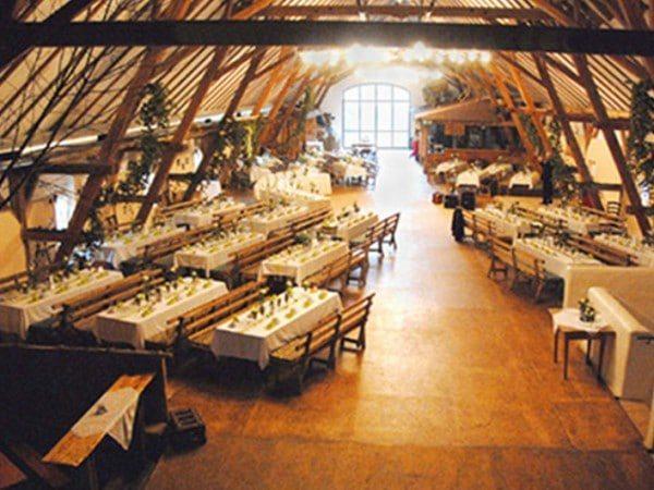 Eventcatering im Arnhofer Stadl von Kitchentalk Catering