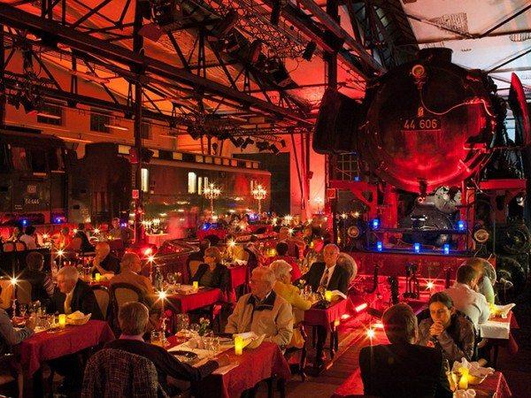 Eventcatering im Bahnpark Augsburg von Kitchentalk Catering