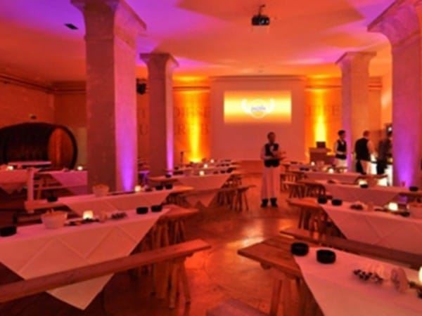 Eventcatering von Kitchentalk in der Riegele Manufaktur