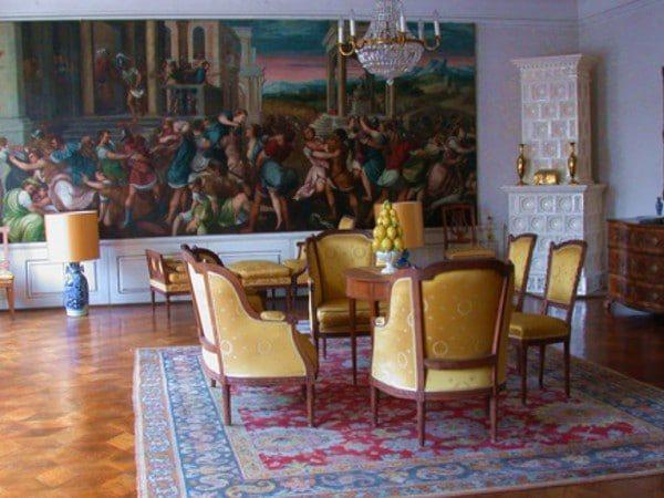 Eventcatering von Kitchentalk im Schloss Sadizell